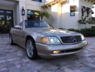 2001 Mercedes-Benz SL-Class SL600