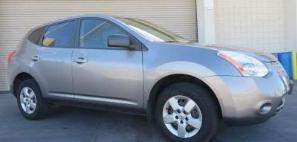 2009 Nissan Rogue S