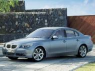 2007 BMW 5 Series 550i
