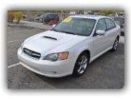 2005 Subaru Legacy 2.5 GT Limited