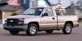 2003 Chevrolet Silverado 2500HD Base