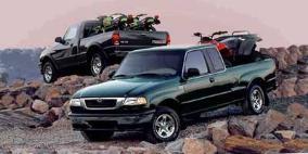 1999 Mazda B-Series Truck Troy Lee