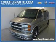 2001 Chevrolet Express Cargo Van