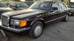 1986 Mercedes-Benz 300-Class 300SDL
