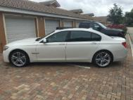 2012 BMW 7 Series Li xDrive