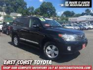 2015 Toyota Land Cruiser Base