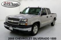 2005 Chevrolet Silverado 1500 LT Crew Cab