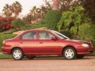 1999 Kia Sephia Base