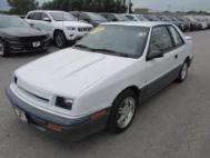 1988 Dodge Shadow