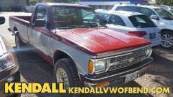 1992 Chevrolet S-10 EL