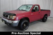 1998 Nissan Frontier Base