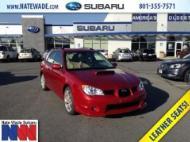 2007 Subaru Impreza WRX WRX Limited