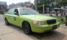 2009 Ford Crown Victoria Commerical Base LWB