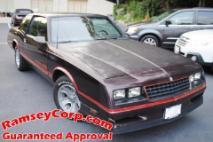 1986 Chevrolet Monte Carlo
