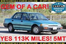 1988 Honda Civic DX