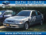 2000 Saab 9-3 Base