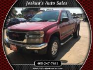 2005 GMC Canyon SL Z71 Ext. Cab 2WD