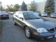 2002 Mercury Sable LS Premium