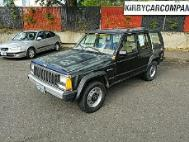 1986 Jeep Cherokee Base