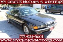 1997 BMW 7 Series 740iL