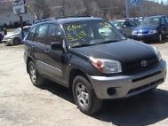 2005 Toyota RAV4 Base
