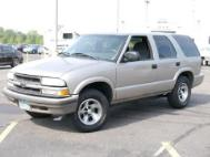 2001 Chevrolet Blazer TrailBlazer