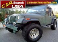 1989 Jeep Wrangler S