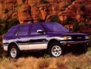 1992 Isuzu Rodeo LS