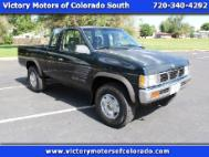 1994 Nissan Truck XE King Cab 4WD
