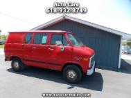 1994 Chevrolet Chevy Cargo Van G10
