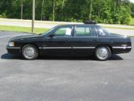 1997 Cadillac DeVille D'elegance
