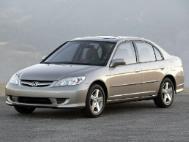 2005 Honda Civic Value Package