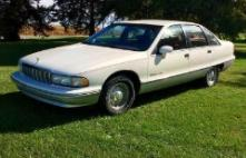 1991 Chevrolet Caprice Classic