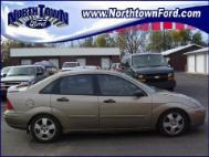 2003 Ford Focus ZTS
