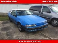 1991 Pontiac Sunbird LE