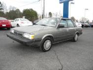 1991 Subaru Loyale Base