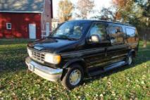 1996 Ford E-150