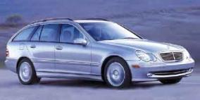 2002 Mercedes-Benz C-Class C320