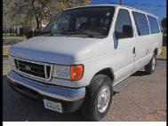 2003 Ford E-Series Wagon E-350 SD XL
