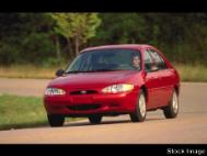 1999 Ford Escort SE