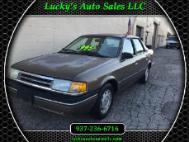 1990 Ford Tempo GL