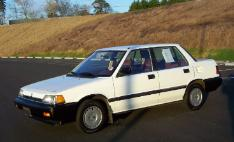 1987 Honda Civic Base