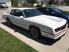 1986 Chevrolet Monte Carlo SS Aero
