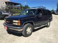 1995 GMC Yukon SLE