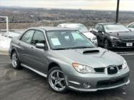 2007 Subaru Impreza WRX STi WRX STI Limited