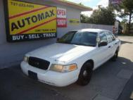 2002 Ford Crown Victoria Police Interceptor
