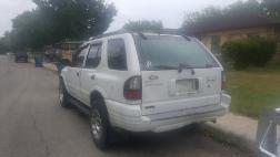 2001 Isuzu Rodeo LS