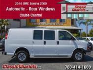2014 GMC Savana Cargo 2500