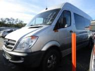 2013 Mercedes-Benz Sprinter 2500 170 WB