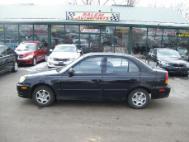 2005 Hyundai Accent GLS